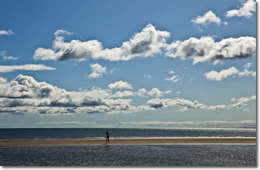 tentsmuir beach-st andrews