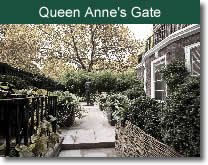 Queen Anee's Gate, London